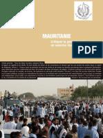 Rapport Mauritanie Vf