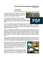 Animal Feed Pellets