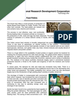 Animal Feed Pellets | Animal Feed | Livestock