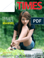 Tahan Times Journal Vol. 1. No. 5 + Supplement, Aug 8, 2011