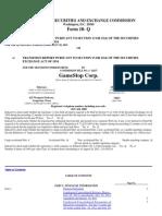 GameStop Corp Form 10 Q(Sep 05 2012)