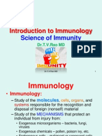 Introduction to Immunity