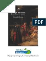 Alexandre Dumas - Memórias de um médico - José Bálsamo 2 (doc) (rev)