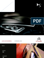 Catalogo accesorios DS5