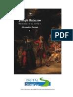 Alexandre Dumas - Memórias de um médico 1 - José Bálsamo 5 (doc)(rev)