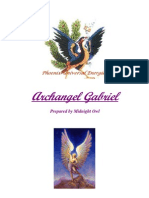 Attuenement to Archangel Gabriel Manual