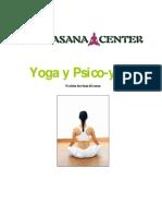 Yoga y Psicoyoga