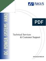 85027501 DC Power Systems Handbook