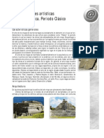 Arquitectura Mesoamericana Periodo Clasico