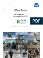 ICT and tourisam