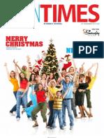 Tahan Times Journal Vol. 1. No. 13, Dec 24, 2011