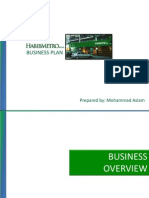 Business Plan of a Bank