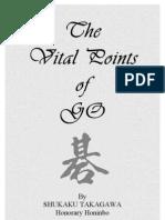 Vital Points of Go - Shukaku Takagawa