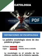 ESCATOLOGIA [Autoguardado]