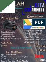 Majalah KITA Edisi Kedua