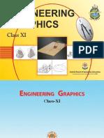 Engineering Graphics Class XI Book