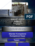 Powerpoint Shalat Jum'at