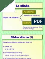 Silabas