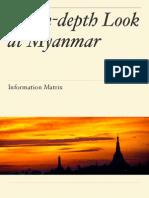 Myanmar business