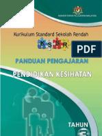 RPH Pendidikan Kesihatan Tahun 3