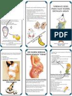 Leaflet Sex Dalam Kehamilan