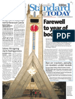 Manila Standard Today -- Monday (December 31, 2012) issue