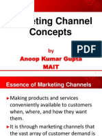 01-Marketing Channel Concepts