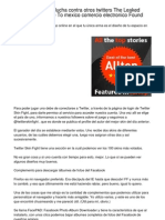 Twitter Skin Fight, Lucha Contra Otros Twitters the Leaked Recipe to Mexico Comercio Electronico Unveiled.20121230.083206