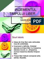 Managementul Timpului Liber