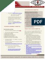 November-December 2012 Newsletter - Board