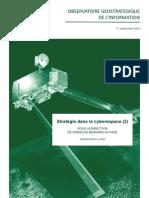 Stratégie dans le cyberespace