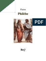 Le Philèbe Platon