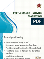 PRET A MAGER CASE STUDY