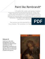How to Paint Rembrandt