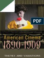 American Cinema 1890-1909