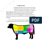 Tugas Product (Beef)