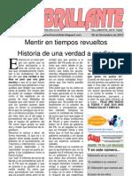 EL BRILLANTE, 30 de Diciembre de 2012