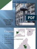 Madrid - scurtă prezentare a orașului