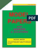 1.Physics (Aieee) Model Paper