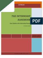 Liberty Online Intern Handbook