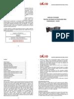 Ghid de Utilizare - Sistemul de Incalzire Caleo