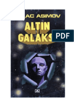 Isaac Asimov Altin Galaksi