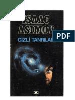 Isaac Asimov Gizli Tanrilar