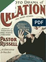 1914 Photo Drama of Creation Part 1
