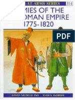 Armies of the Ottoman Empire 1775 - 1820