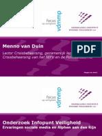 Menno Van Duin Md12