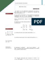 Matrices Administracion 2012