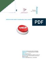 20120924 NIFV PA VDMMP Onderzoek Sociale Media Bij Noodsituaties
