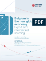 Belgium in the new global economy