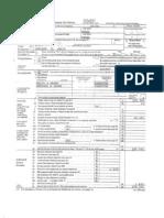 Barack Hussein Obama, II, Tax Return - 2002